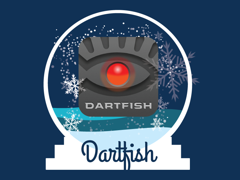 Dartfish Express globe