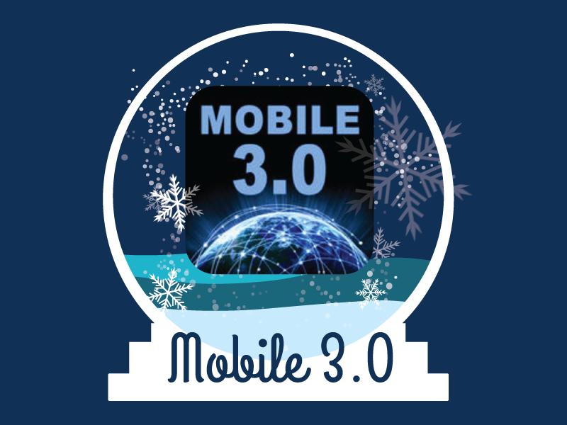 Mobile 3.0 globe