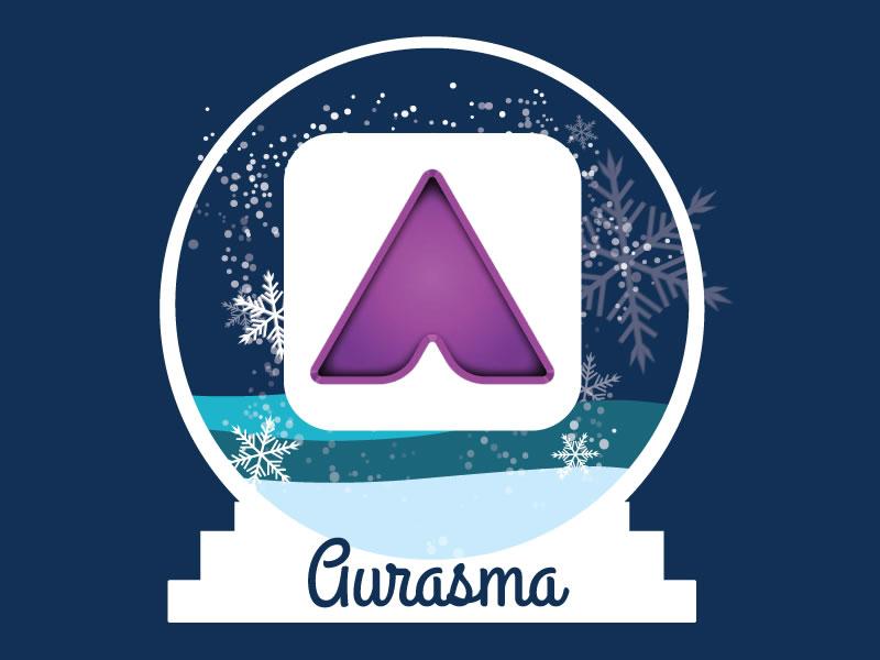 Aurasma globe